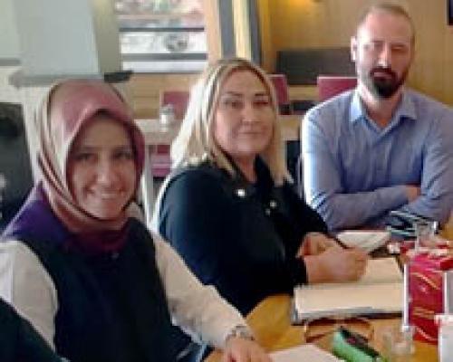 Burcu Yalçın - Türkiye'de Program Geliştirme Çalışmaları