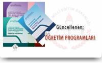 Öğretim Programları Yenilendi